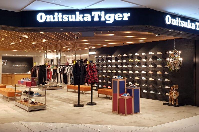 ONITSUKA TIGER TAKASHIMAYA S.C.