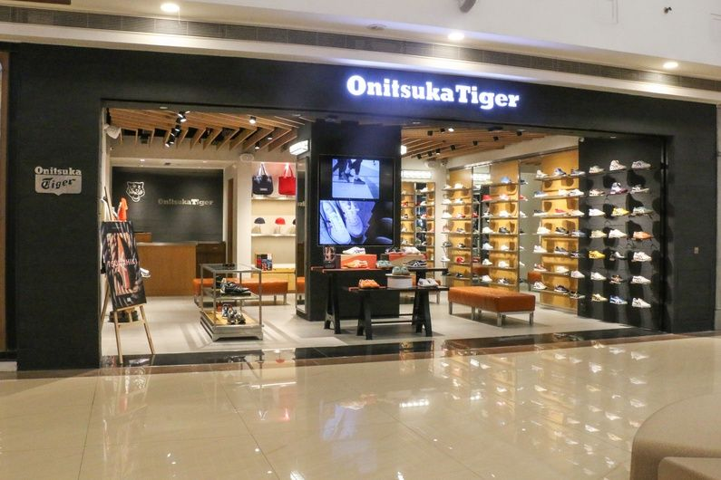sports shoes 8bfb0 e52d7 ONITSUKA TIGER SELECT CITY WALK MALL, DELHI | Retail Store ...