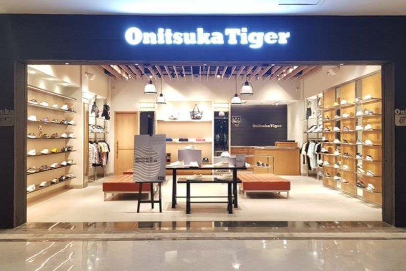 the latest 83a01 ea4b7 ONITSUKA TIGER AMBIENCE MALL GURGAON | Retail Store ...