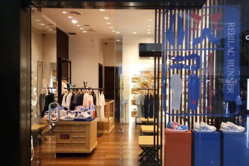premium selection 77aa7 8825b Onitsuka Tiger SM Mall of Asia | Retail Store | Onitsuka ...